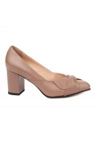 Pantofi dama din piele naturala 4691