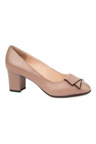 Pantofi dama din piele naturala 4693