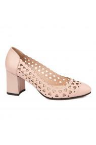 Pantofi dama din piele naturala 4696