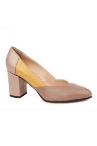 Pantofi dama din piele naturala 4698