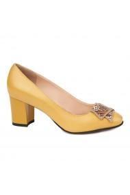 Pantofi dama din piele naturala 4703