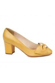 Pantofi dama din piele naturala 4704