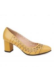 Pantofi dama din piele naturala 4705