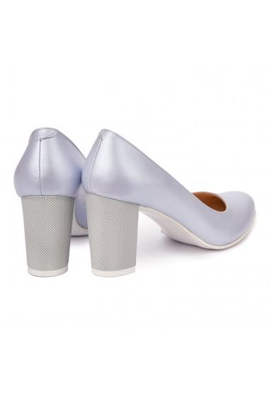 Pantofi dama din piele naturala 4830