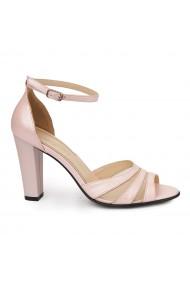 Sandale Elegante Din Piele Naturala Model 5393