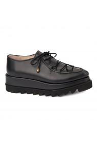 Pantofi dama casual din piele naturala 1619
