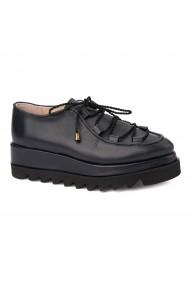 Pantofi dama casual din piele naturala 1627
