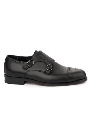 Pantofi Eleganti din Piele Naturala 7027