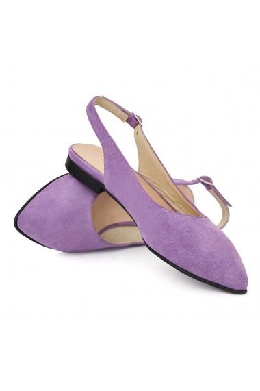 Sandale dama din piele naturala cu toc mic 5403