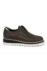 Pantofi Casual din Piele Naturala cu talpa usoara 1852