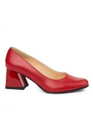 Pantofi dama din piele naturala 4902