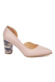 Pantofi dama din piele naturala 4904