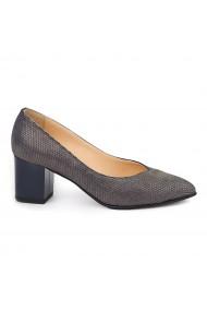 Pantofi dama din piele naturala 4912