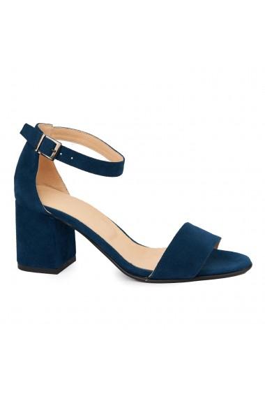 Sandale dama elegante din piele naturala 5445