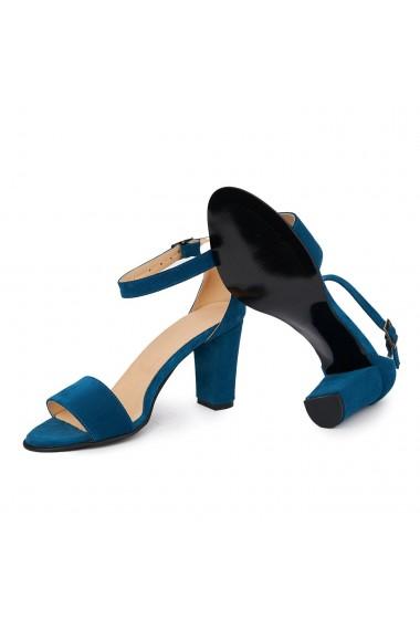 Sandale dama elegante din piele naturala 5446