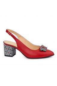 Sandale dama elegante din piele naturala 5448