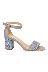 Sandale dama elegante din piele naturala 5451