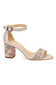 Sandale dama elegante din piele naturala 5452