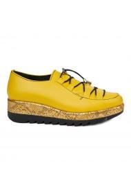 Pantofi dama casual din piele naturala 1777