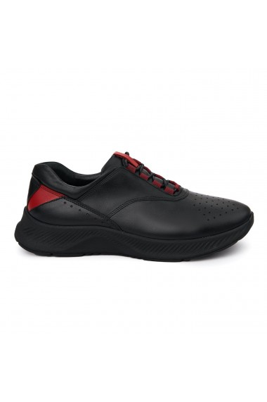 Pantofi sport barbati casual din piele naturala 7046