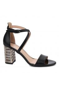 Sandale Elegante Din Piele Naturala Model 5456
