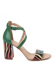 Sandale Elegante Din Piele Naturala Model 5461