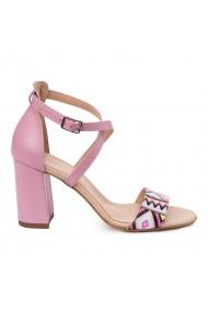 Sandale Elegante Din Piele Naturala Model 5462