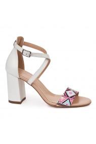 Sandale Elegante Din Piele Naturala Model 5463