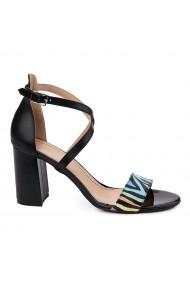 Sandale Elegante Din Piele Naturala Model 5465