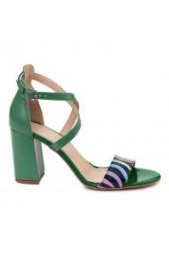 Sandale Elegante Din Piele Naturala 5473