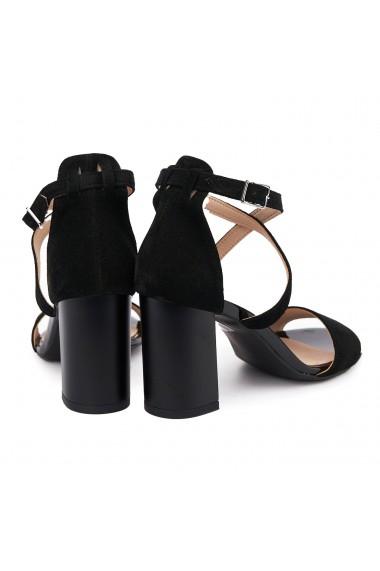 Sandale Elegante Din Piele Naturala 5474