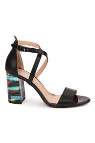Sandale Elegante Din Piele Naturala 5489