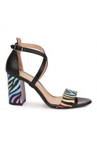 Sandale Elegante Din Piele Naturala 5493