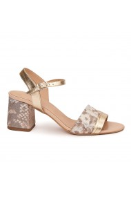 Sandale Elegante Din Piele Naturala 5496