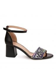 Sandale Elegante Din Piele Naturala 5497