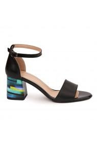 Sandale Elegante Din Piele Naturala 5498