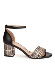 Sandale Elegante Din Piele Naturala 5499