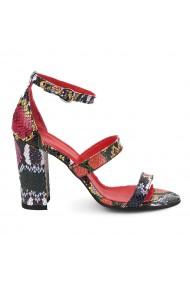 Sandale dama elegante din piele naturala 5542