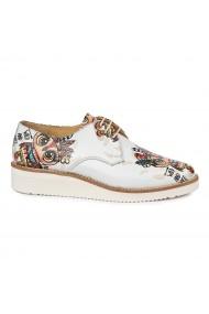 Pantofi dama casual piele naturala cu talpa usoara 1930