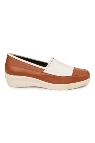 Pantofi Dama Fara Siret Din Piele Naturala 1955