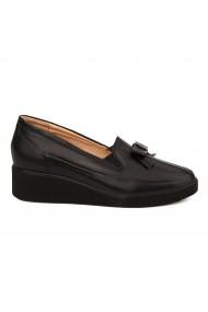 Pantofi Dama Fara Siret Din Piele Naturala 1959