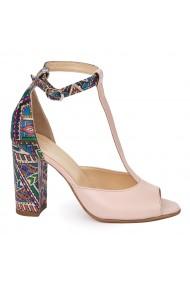 Sandale elegante din piele naturala 5593