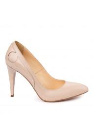 Pantofi dama eleganti din Piele Naturala 4765