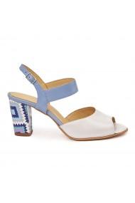 Sandale elegante din piele naturala 5765