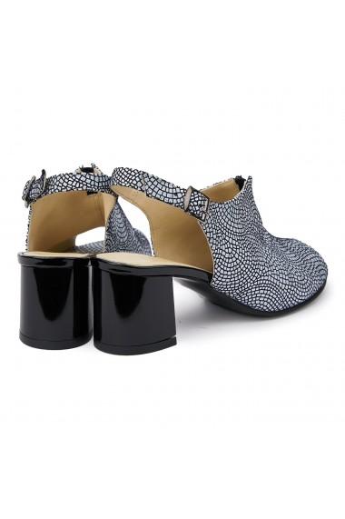 Sandale elegante din piele naturala 5783