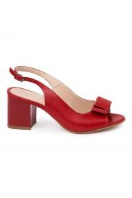 Sandale elegante din piele naturala 5572