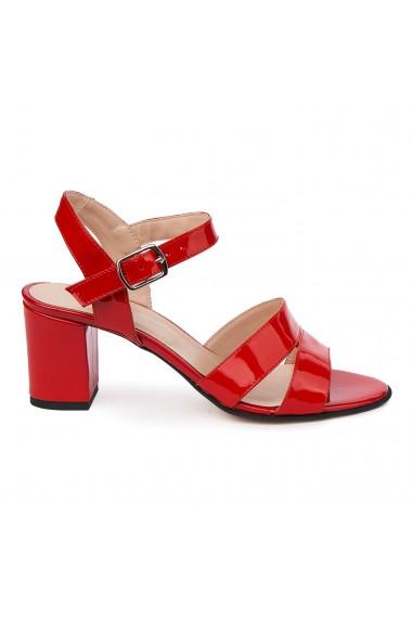 Sandale elegante din piele naturala 5574