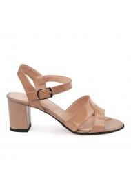 Sandale elegante din piele naturala 5619