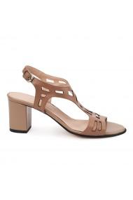 Sandale elegante din piele naturala 5620