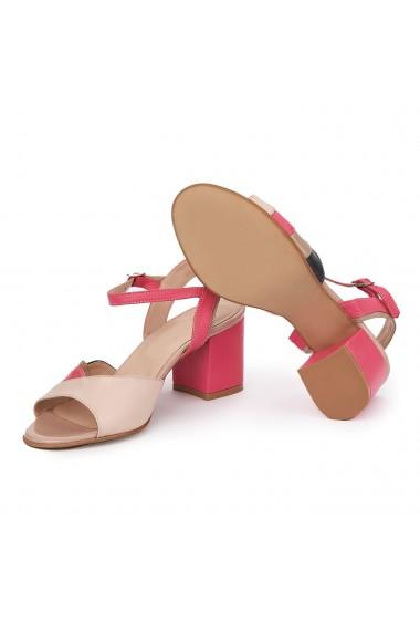 Sandale elegante din piele naturala 5690